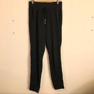 🌸3/40$ H&M high waisted sweat pant dark grey